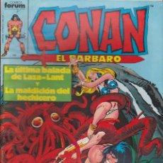 Cómics: COMIC COLECCION CONAN Nº 93. Lote 188570648
