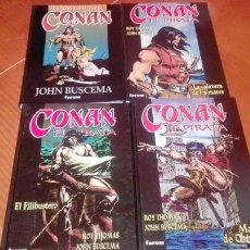 Cómics: CONAN. Lote 188656877