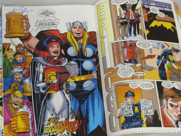 Cómics: Dos Tebeos el poderoso Thor Nº 4 y 12. Año 2000 - Foto 4 - 188748122