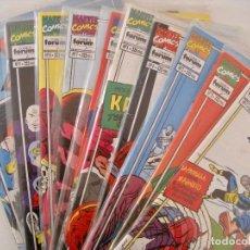 Cómics: X- MEN CLASSIC--COLECCION COMPLETA NUEVA--10 NUMEROS FORUM. Lote 188750223