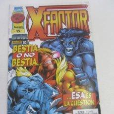 Comics: FACTOR-X VOL. II Nº 15 FORUM MUCHOS MAS AL A VENTA MIRA TUS FALTAS CX34. Lote 188776742