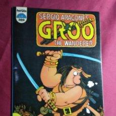 Comics: GROO. THE WANDERER. SERGIO ARAGONÉS. Nº 1. FORUM. Lote 188838345