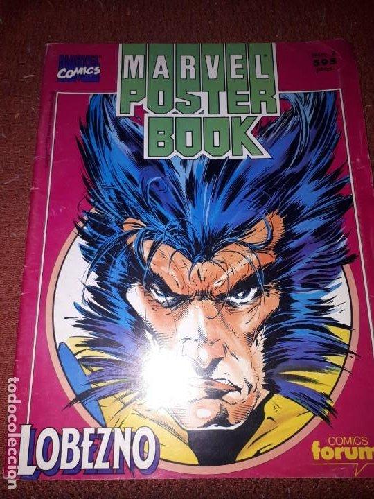 MARVEL POSTER BOOK 2 - FORUM (Tebeos y Comics - Forum - Otros Forum)