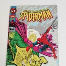 Cómics: LAS NUEVAS AVENTURAS DE SPIDERMAN (FORUM 5 AÑO 1996). Lote 189136315
