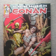 Cómics: REINO SALVAJE DE CONAN Nº 36. FORUM. Lote 189191487
