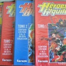 Comics : HEROES E ALQUILER COMPLETA. Lote 189430807