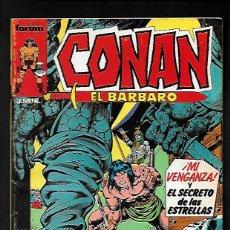 Cómics: CONAN EL BARBARO NUMERO 13. Lote 189561937