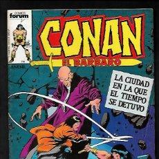 Cómics: CONAN EL BARBARO NUMERO 36. Lote 189563263
