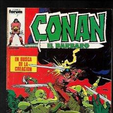 Cómics: CONAN EL BARBARO NUMERO 41. Lote 189564365
