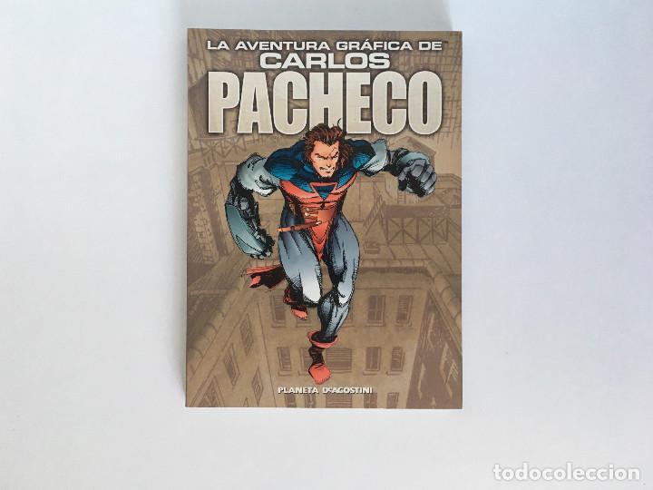 LA AVENTURA GRÁFICA DE CARLOS PACHECO. FORUM. (Tebeos y Comics - Forum - Prestiges y Tomos)