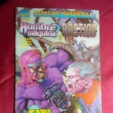Comics: ESPECIAL MUTANTES. Nº 2. HOMBRE MÁQUINA Y BASTIÓN0.. FORUM. Lote 189599318