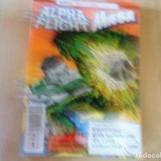 Cómics: ALPHA FLIGTH LA MASA RETAPADO 51 52 53 FORUM. Lote 189642581