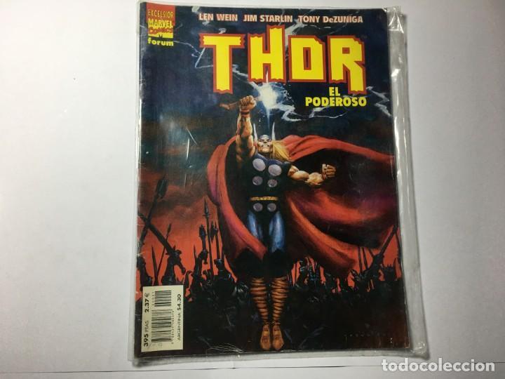THOR EL PODEROSO Nº 12 COMICS MARVEL FORUM (Tebeos y Comics - Forum - Thor)