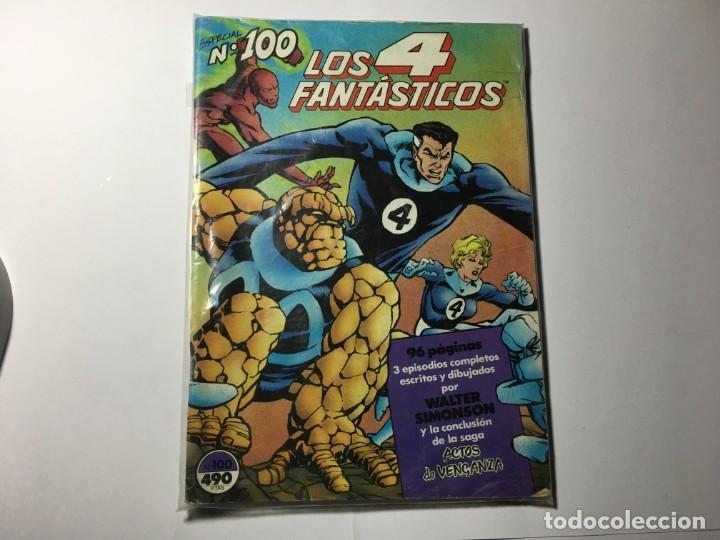 COMIC FORUM LOS 4 FANTASTICOS Nº 100 ESPECIAL 3 EPISODIOS (Tebeos y Comics - Forum - 4 Fantásticos)