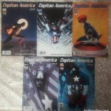 Cómics: CAPITAN AMERICA HIELO COMPLETA. Lote 189668860
