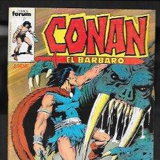 Cómics: CONAN EL BARBARO NUMERO 123. Lote 189708532
