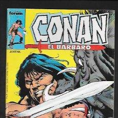 Cómics: CONAN EL BARBARO NUMERO 126. Lote 189709223
