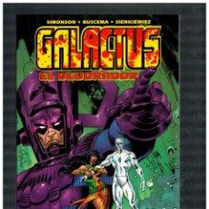Comics : GALACTUS - EL DEVORADOR - NUEVO.. Lote 189768193