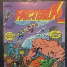 Comics : FACTOR X VOL.1 N.7 . ROMPAN FILAS . ( 1988/1995 ).. Lote 189780658