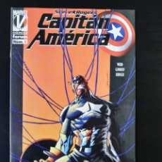Cómics: DE KIOSCO CAPITAN AMERICA 5 VOL III FORUM. Lote 189808282