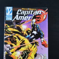 Cómics: DE KIOSCO CAPITAN AMERICA 4 VOL III FORUM. Lote 189808517