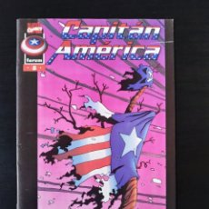 Cómics: EXCELENTE ESTADO CAPITAN AMERICA 8 VOL III FORUM. Lote 189808605