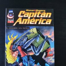 Cómics: DE KIOSCO CAPITAN AMERICA 9 VOL III FORUM. Lote 189808678