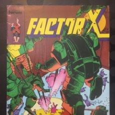 Comics: FACTOR X VOL.1 N.19 . TODA ACCIÓN . ( 1988/1995 ).. Lote 189826006