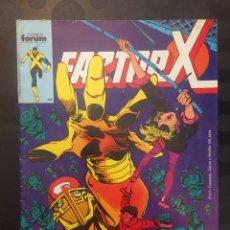 Comics: FACTOR X VOL.1 N.20 . SI DEBO MORIR . ( 1988/1995 ).. Lote 189826281
