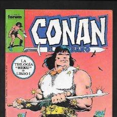 Cómics: CONAN EL BARBARO NUMERO 144. Lote 189902332
