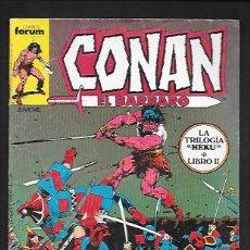 Cómics: CONAN EL BARBARO NUMERO 145. Lote 189902431