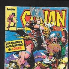 Cómics: CONAN EL BARBARO NUMERO 149. Lote 189902942