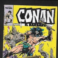Cómics: CONAN EL BARBARO NUMERO 156. Lote 189903212