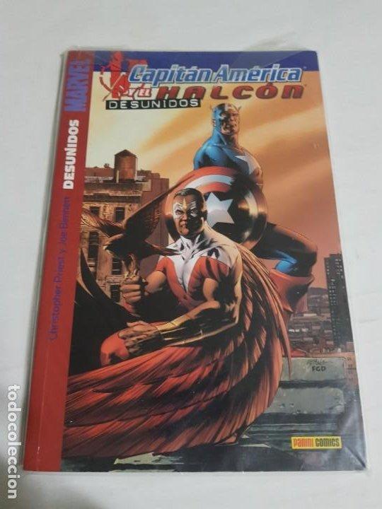 CAPITAN AMERICA Y EL HALCON DESUNIDOS ESTADO BUENO MAS ARTICULOS PRECIO NEGOCIABLE (Tebeos y Comics - Forum - Capitán América)
