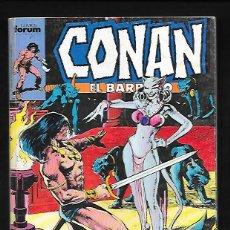Cómics: RETAPADO DE CONAN EL BARBARO CONTIENE LOS NUMEROS 161, 162, 163, 164 Y 165. Lote 189985110