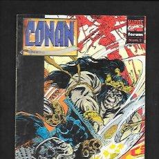 Cómics: CONAN NUMERO 2 EL TESORO DE HARACH-GHAR. Lote 189985446