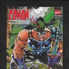 Cómics: CONAN NUMERO 9 CAE UN DIOS. Lote 189986690