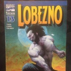 Fumetti: LOBEZNO VOL.3 N.13 . DORMIR CON LOS PECES . ( 2003/2005 ).. Lote 189994640
