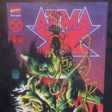 Comics : ARMA X VOL.2 N.3 . LA ERA DE APOCALIPSIS . ( 1995/1996 ).. Lote 190009995