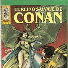 Cómics: EL REINO SALVAJE DE CONAN NUMERO 5. Lote 190071651