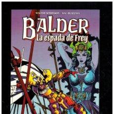 Cómics: BALDER, LA ESPADA DE FREY. WALTER SIMONSON / SAL BUSCEMA. -FORUM,1998- NUEVO.. Lote 190090422