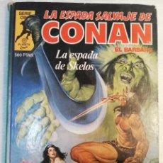 Cómics: SUPER CONAN N. 3. LA ESPADA DE SKELOS. Lote 190100643