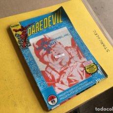 Cómics: DARE DEVIL. LOTE DE 3 NUMEROS (VER DESCRIPCION). EDITORIAL FORUM, AÑO 1983. Lote 190126926