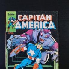 Cómics: MUY BUEN ESTADO CAPITAN AMERICA 27 FORUM. Lote 190211533