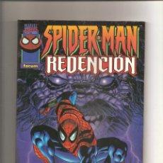 Cómics: 808. SPIDER MAN. REDENCION. Lote 190287400