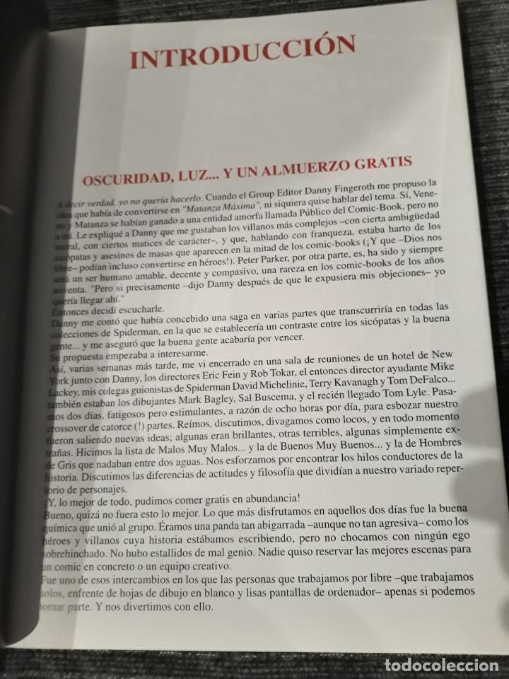 Cómics: SPIDERMAN - VENENO: MATANZA MAXIMA - Tom De Falco - J. M. De Matteis - Terry Kavanagh - David Michel - Foto 5 - 190292445