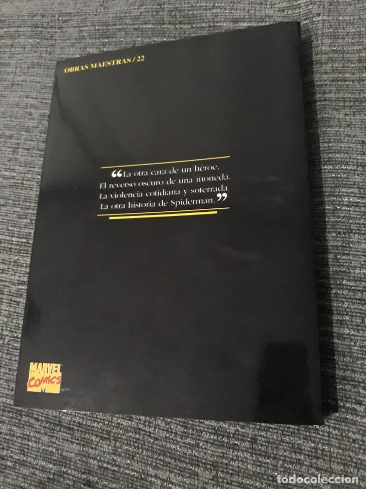 Cómics: SPIDERMAN - VENENO: MATANZA MAXIMA - Tom De Falco - J. M. De Matteis - Terry Kavanagh - David Michel - Foto 8 - 190292445