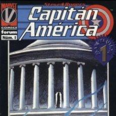 Cómics: CAPITÁN AMÉRICA VOL. 3 WAID Y GARNEY COLECCION COMPLETA. Lote 190314332