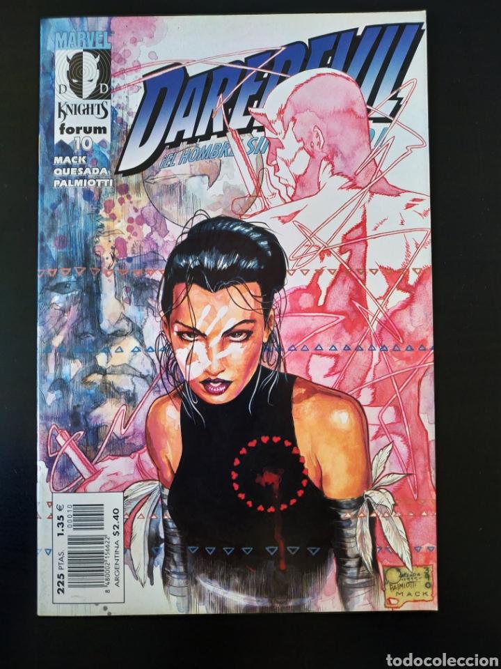 DE KIOSCO MARVEL KNIGHTS DAREDEVIL 10 FORUM (Tebeos y Comics - Forum - Daredevil)