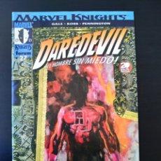 Cómics: DE KIOSCO MARVEL KNIGHTS DAREDEVIL 27 FORUM. Lote 190323890